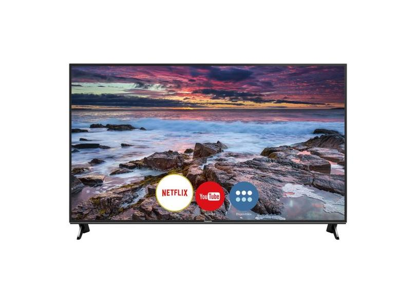 "Smart TV LED 55"" Panasonic TC-55FX600B"