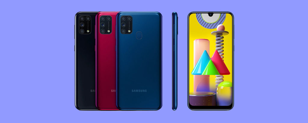 Review Galaxy M31